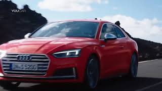 Best Cars:  OFFICIAL: 2017 Audi A5 and S5 Coupé