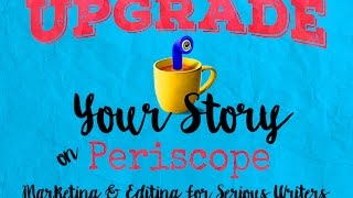 POV Woes: The First, the Third, and the Ugly Truth of Head-Hopping (Periscope 9/23/15)