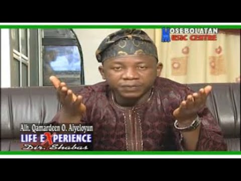 Download Life Experience By Alh Quamardeen Ayeloyun