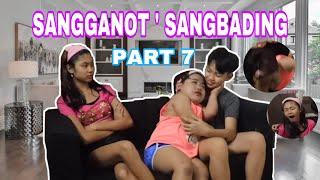 SANGGANO'T SANG BADING(PART 7) ||SAMMY MANESE FILM||