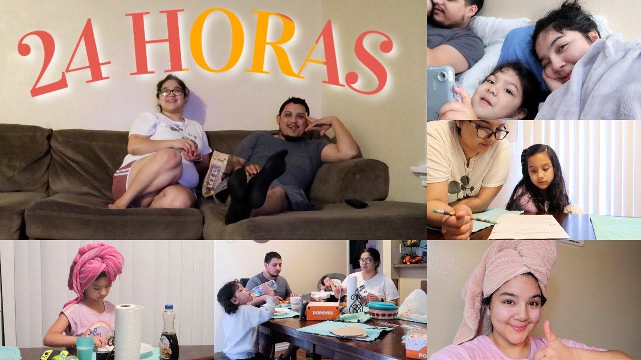 24 Horas Con Nosotros | JULIEyFAMILIA