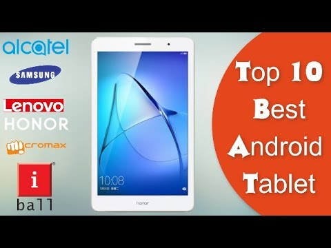 10 Best Android Tablets | With Price | India