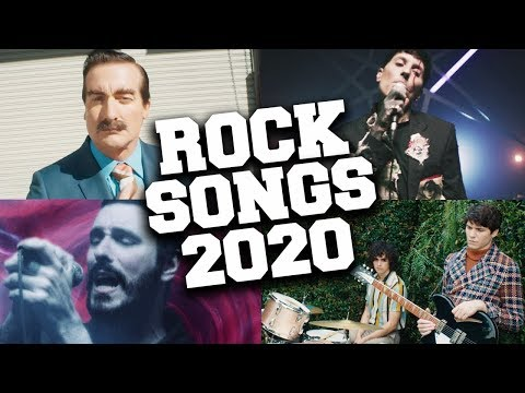 TOP 50 Rock Songs Of February 2020