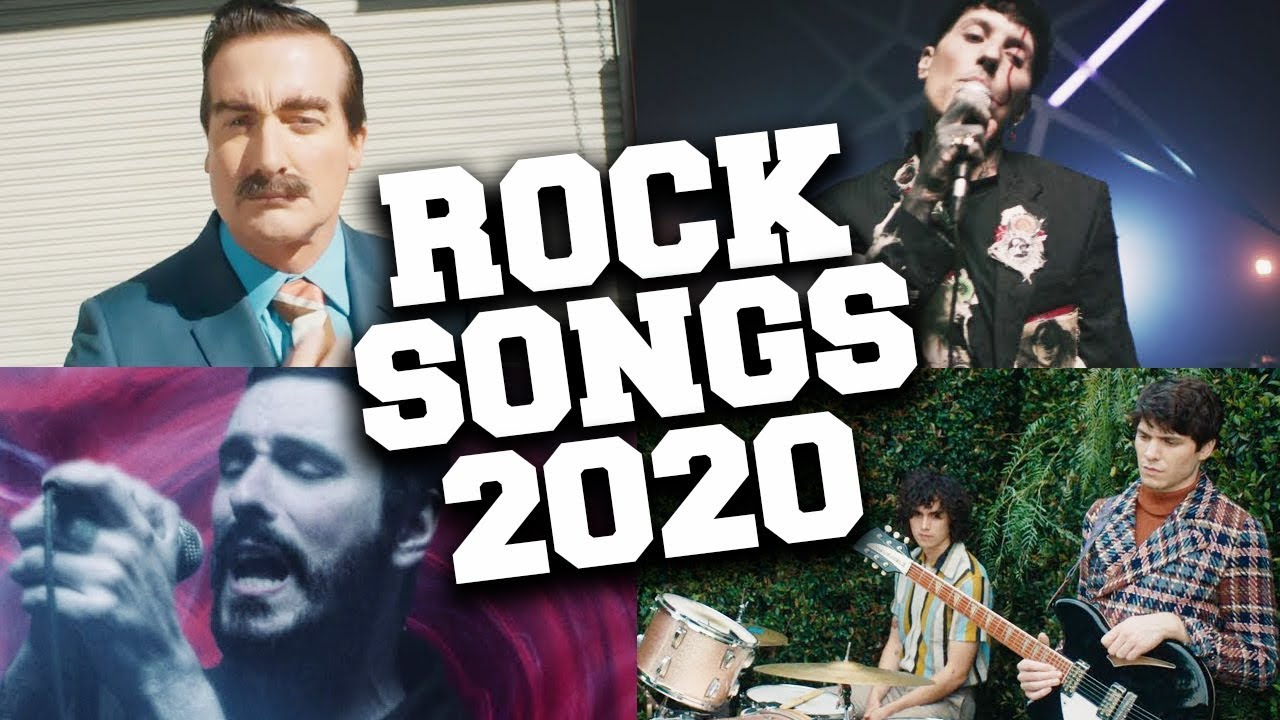 Top 50 Rock Songs Of February 2020 Youtube