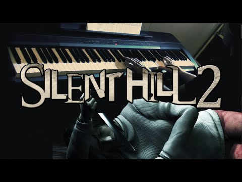 Silent Hill 2 - Promise (Reprise) on Piano | Rhaeide