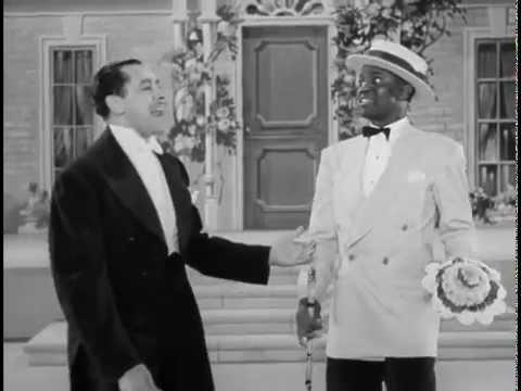 Bill Robinson, Lena Horne & Cab Calloway