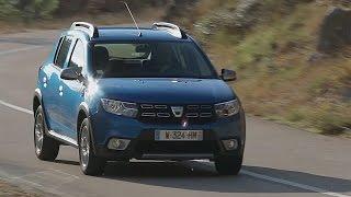 Essai Dacia Sandero Stepway TCe 90 2016