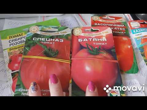 Вопрос: Какие дни благоприятные для посадки помидоров на рассаду в марте 2020?