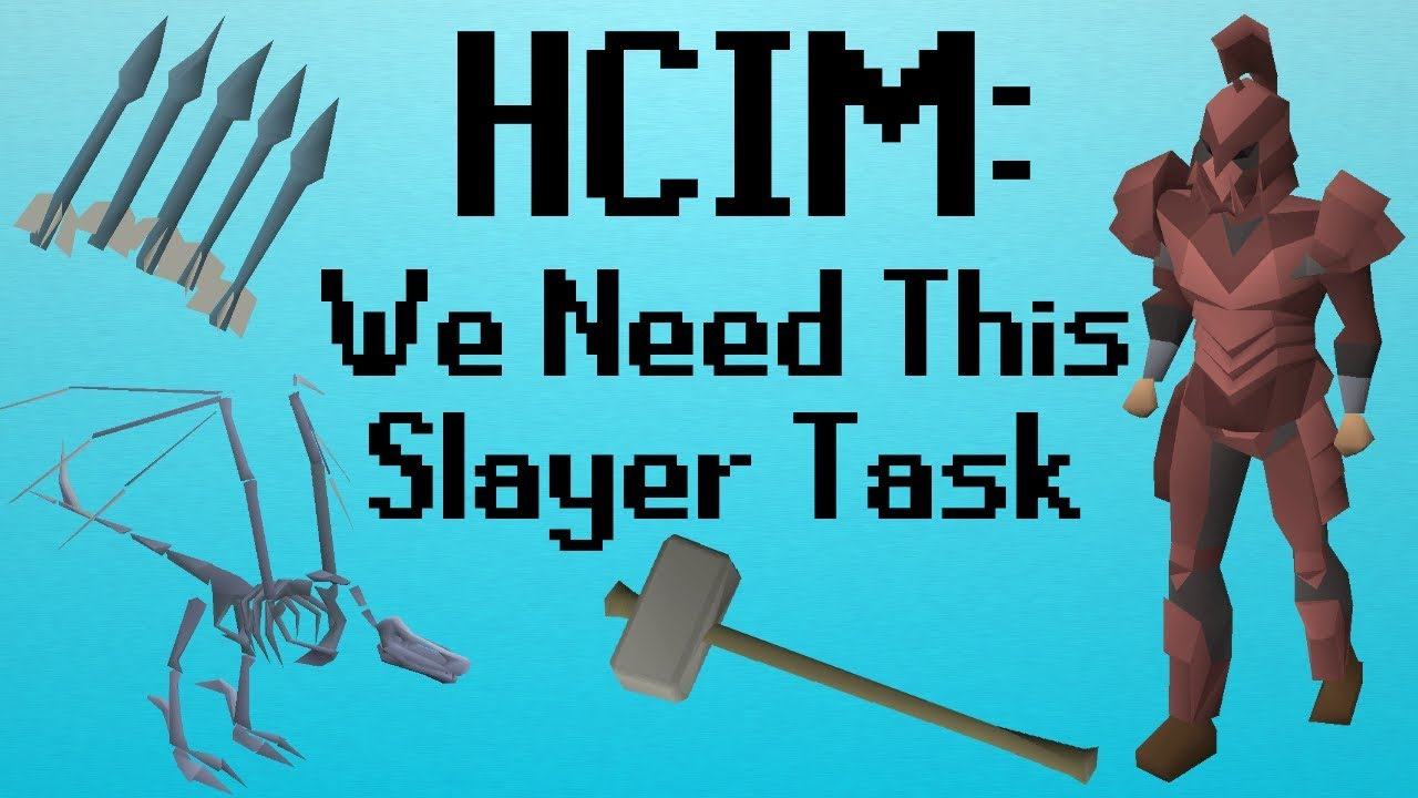 slayer how to stop getting easy task osrs