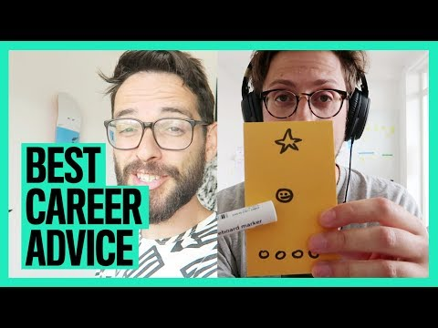 Best Career Advice 2018