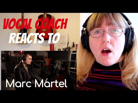 Vocal Coach Reacts to Marc Martel  &39;Love of my life&39; Queen