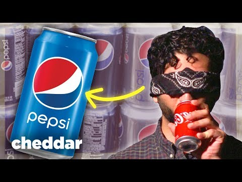 Coke & Pepsi Aren't Really Rivals - Cheddar Examines