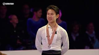 Denis Ten (KAZ): 1993 - 2018