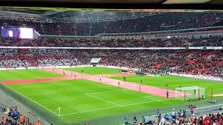 England germany 10.11.17 National anthem