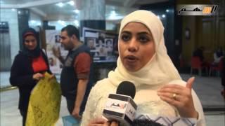 زوجة الصحفى عمر عبدالمقصود: عمر حياتى واتاخد منى