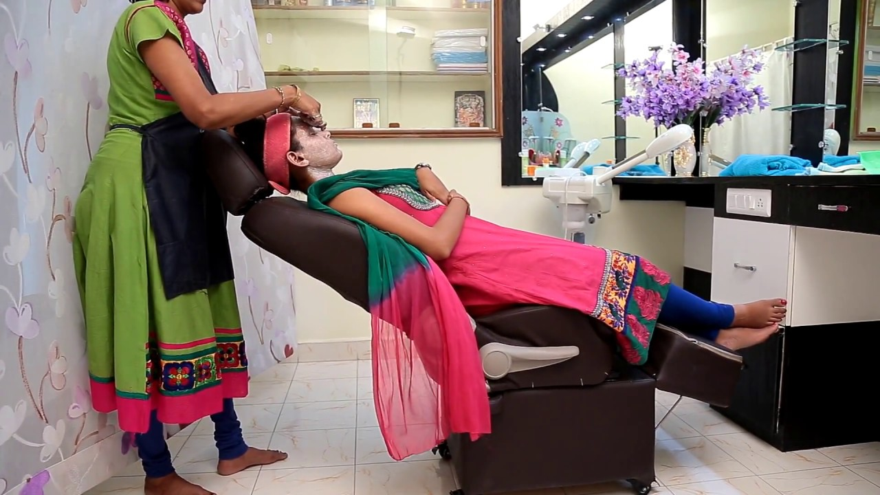 Beauty Salon Chair Used Covers For Sale Near Me All In One Parlour - Facial, Threading, Pedicular Hair Washing Manicure Youtube