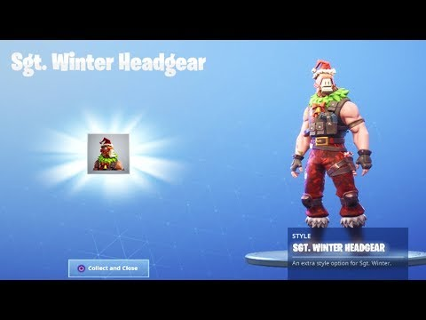 NEW FORTNITE UPDATE RIGHT NOW! NEW CHRISTMAS SKINS IN FORTNITE! (FORTNITE BATTLE ROYALE)