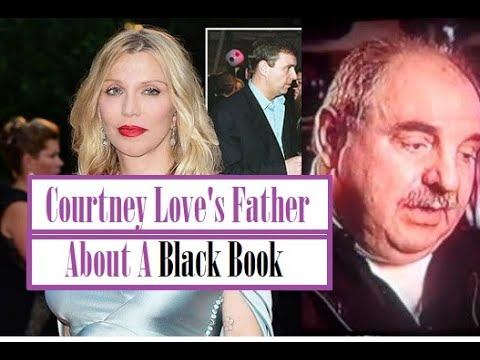 Courtney Love In Jeffrey Epstein's Black Book | Let's Call Her Dad