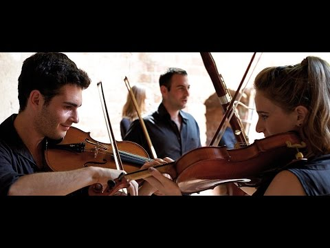 Links and Transitions: Young Philharmonic Orchestra Jerusalem Weimar (click icon for subtitles)