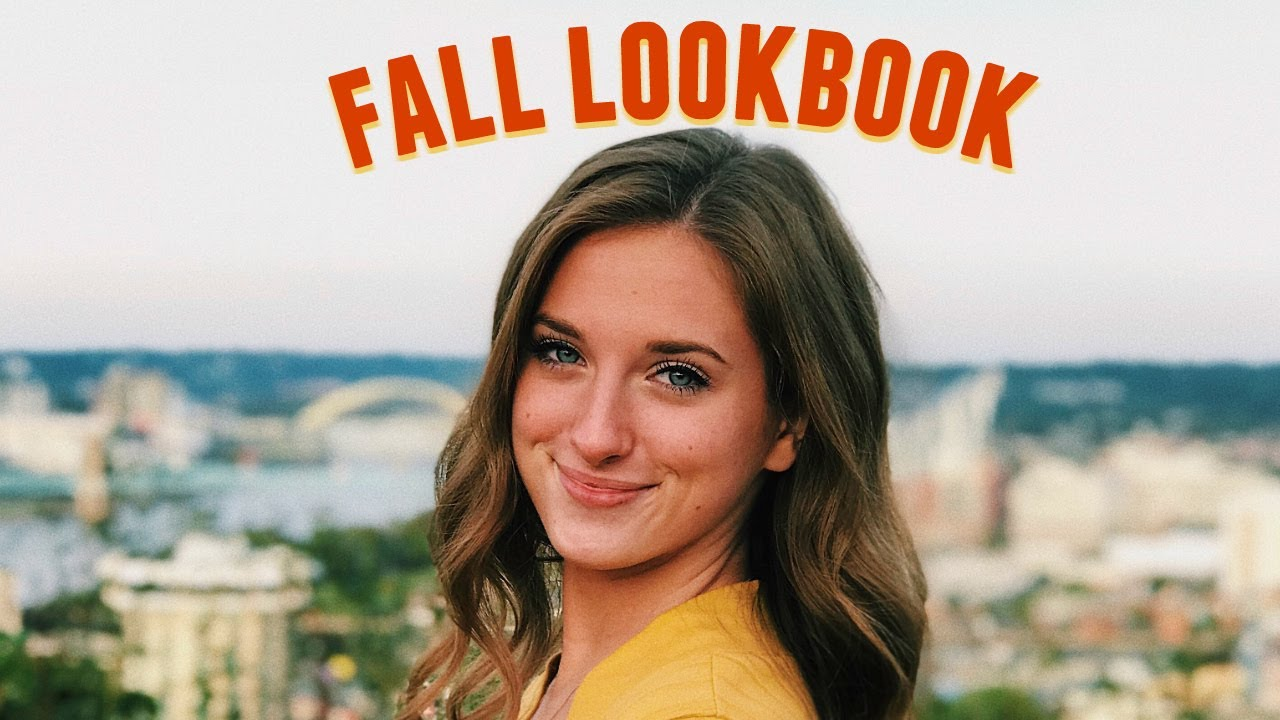 [VIDEO] – A SEMI-PROFESSIONAL FALL LOOKBOOK I Fall Outfit Ideas