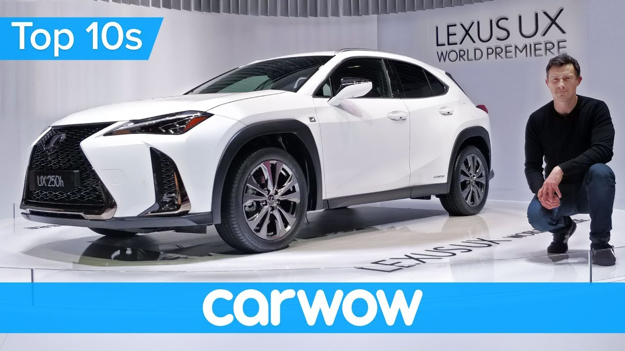 New Lexus Ux Suv 2019 See Why Its Cooler Than Anything German