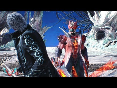 Devil May Cry 5: Bullying Vergil - Dante Must Die: No Damage - SSS Rank (PS4 PRO) thumbnail