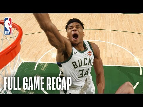 Bucks - Bucks fend off Clippers 128-118 Thursday; Giannis has injury scare