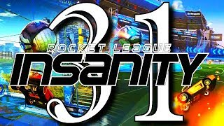 ROCKET LEAGUE INSANITY 31 ! (BEST GOALS, MUSTY FLICKS, REDIRECTS, RESETS)
