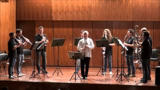 Ronald van Spaendonck-Orpheus Clarinet Choir,Weber clarinet concerto no 2, Op 74 - III.movement