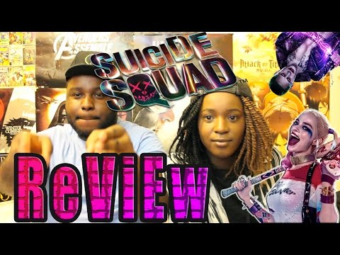 Suicide Squad - SPOILERS REVIEW!!!