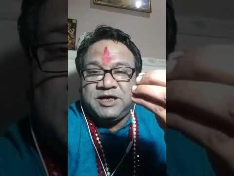 Treatment of Chronic Disease in Ayurveda and jyotish shastras by Jyotishaachary Aakash Ji.