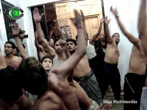 Nasir Ali Raza Party - Zulm o Sitam Ki Inteha Hai (19 Safar 1433 / 2012)