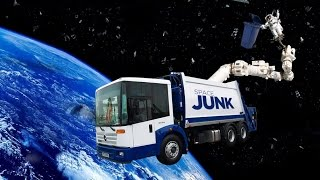 Collecting Garbage in Space