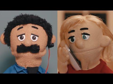 Customer Service (Ep. 2) | Awkward Puppets