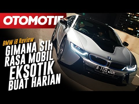 "BMW i8 Review - ""Supercar"" Paling Cocok Untuk Harian"