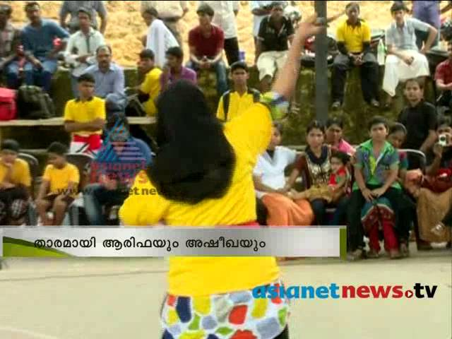 Trivandrum News:Muslim girls practicing kalari: Chuttuvattom 6th July  2013 ചുറ്റുവട്ടം