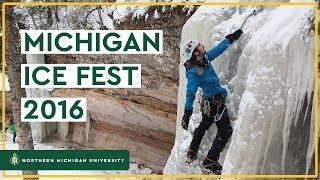 Michigan Ice Fest 2016