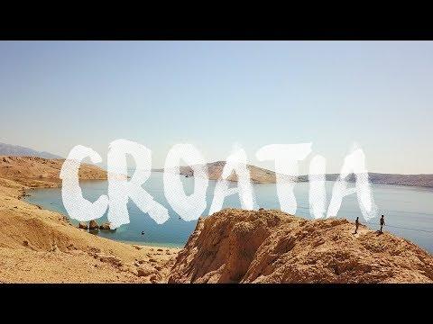 Croatia - Pag - Zadar - Krka Nationalpark (Cinematic Travel Video)