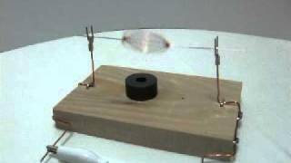 モーター比較(5巻き 0.4mm フェライト磁石 弱)