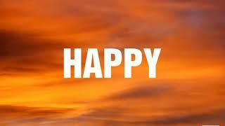 Julia Michaels - Happy ( Lyrics )
