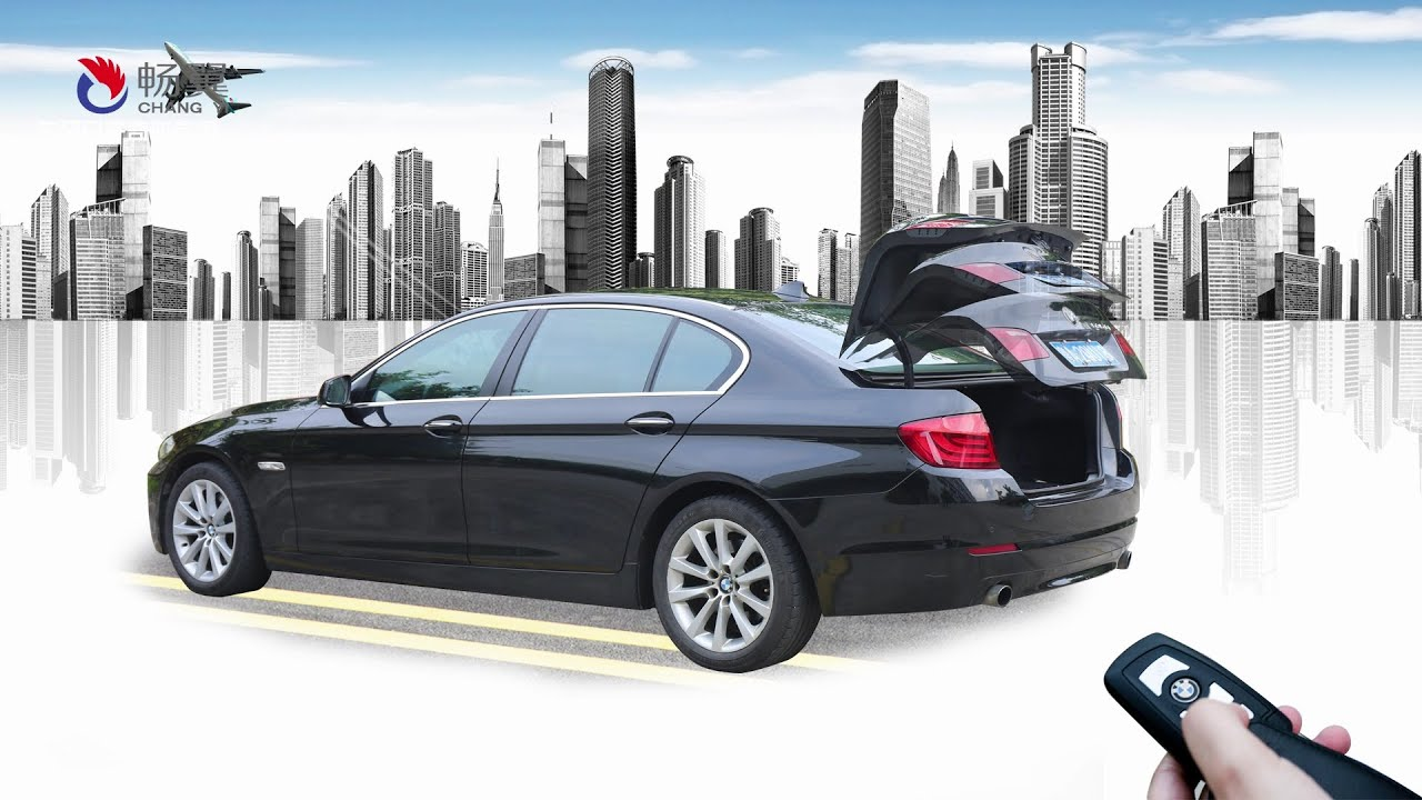 Electronic Tail Gate For Bmw 5 Series Youtube Wallpaper