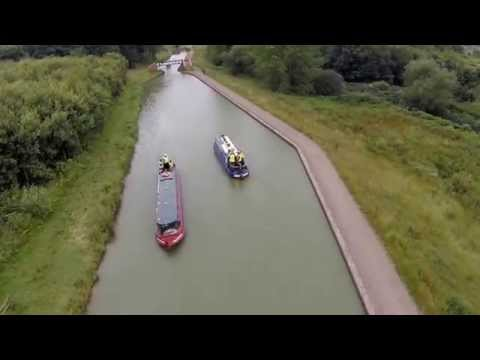 Chesterfield Canal Festival 2014