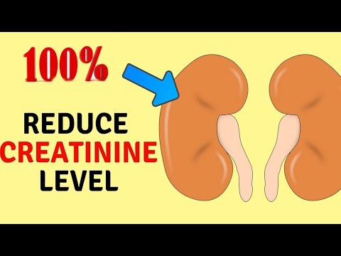8 Easy Ways to Reduce Creatinine Level Fast and Improve Kidney Health!