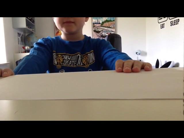 Lær at lave papirersbåde  og hatte ????