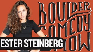 Meet Comedian Ester Steinberg