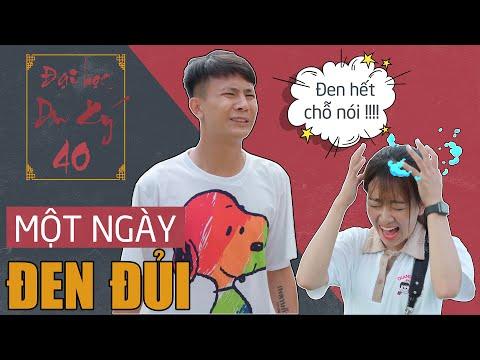 MỘT NGÀY ĐEN ĐỦI | Đại Học Du Ký - Phần 40 | Phim Hài Sinh Viên Hay Nhất Gãy TV