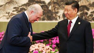 Китай намерен «ОТЖАТЬ» у России две военные базы в Белоруссии