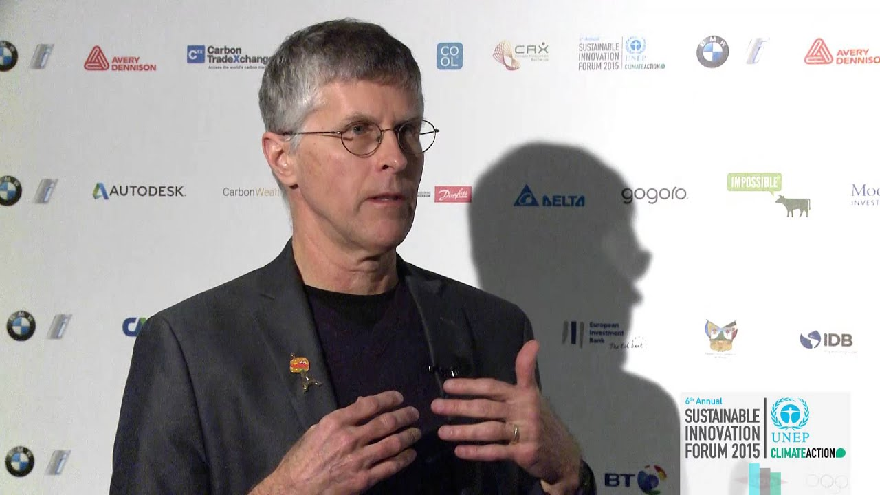 Dr Patrick Brown, Founder and CEO, Impossible Foods