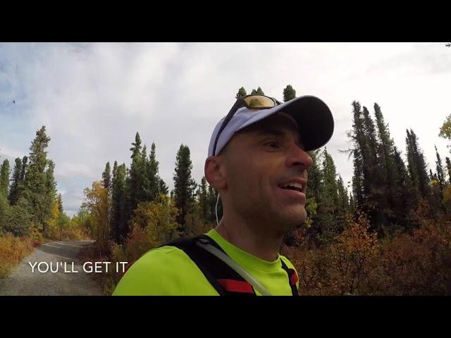 Wrangell St. Elias National Park Marathon Run