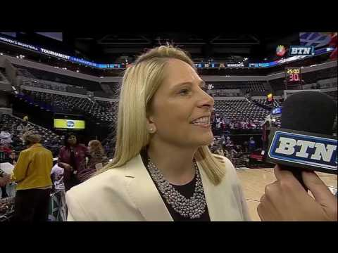 Brenda Frese Talks Quarterfinal Victory Over Minnesota